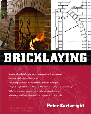 Bricklaying By Cartwright, Peter