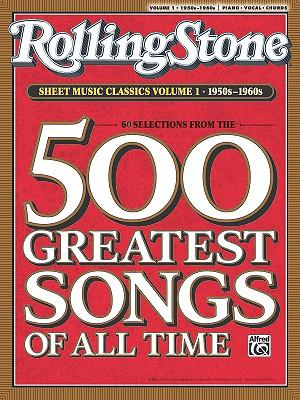 Rolling Stone Sheet Music Classics By Alfred Publishing (COR)