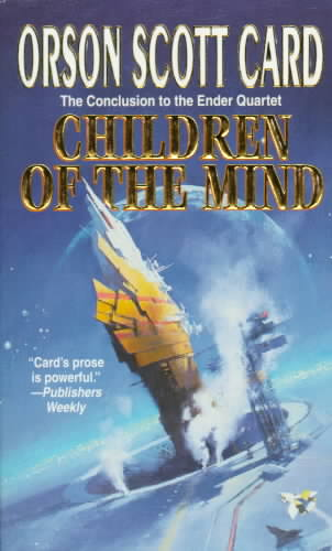 Children of the Mind By Card, Orson Scott